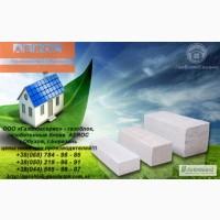 Газобетон, газоблок, газобетонные блоки AEROC Березань - цены ниже цен производителей
