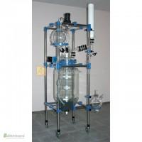 Продам реактор стеклянный (лабораторный) 100 л