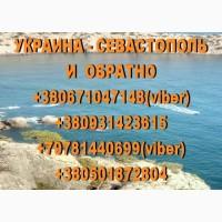 Регулярные пассажирские перевозки Севастополь - Украина - Севастополь