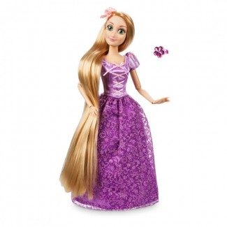 Кукла Рапунцель в наборе с колечком
