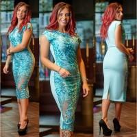 Шикарные женские платья оптом и в розницу