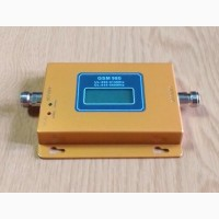 GSM репитер усилитель мобильной связи и 4G LTE интернета 900 МГц, 200-300 кв. м