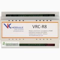 Модуль RS485-Modbus на 8 реле и 8 цифровых входов