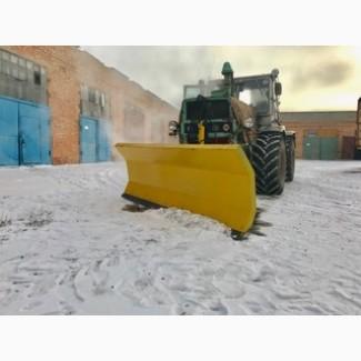 Отвал (лопата) снегоуборочный МТЗ, ЮМЗ, Т-40