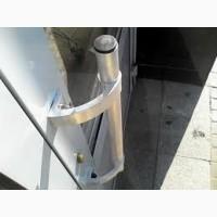 Алюминиевые двери входные для частного дома, офиса или магазина. Двери с покраской