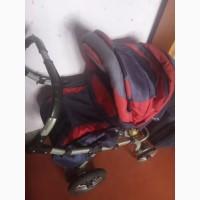 Детская коляска bebetto состояние на фото