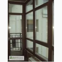 Профессиональное остекление лоджий и балконов. Остекление лоджий Киев