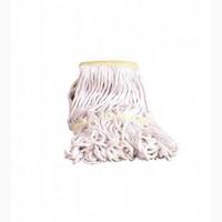 IY 212 Моп веревочный для влажной уборки с прошивкой 350 грамм