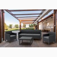 Садовая мебель Orlando 3 Seater Set Нидерланды
