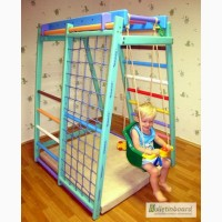 Продам детский игровой спорт-уголок Малыш+ цветной