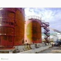 Резервуар вертикальный стальной РВС-400 м.куб