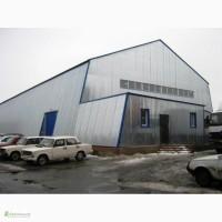 Резервуары стальные тип РВС, Склады, Ангары, Цеха для Хлебокомбинатов Украины