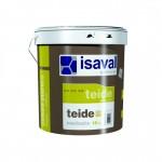 Краска интерьерная высшего качества ISAVAL Тейде 4 л белая и тонированная RAL