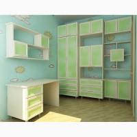 Изготовление шкафов-купе в детскую под заказ в Сумах и Киеве