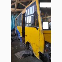 Капитальный ремонт автобусов