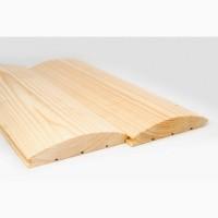 Деревянный блок хаус сосна (сосновый) купить от производителя оптом