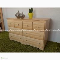 Комоды для детской спальни Жанна из натурального дерева