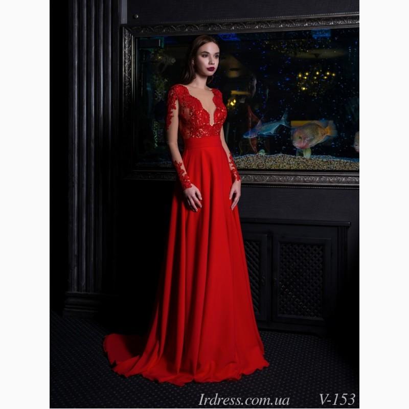 Фото 10. Элегантные вечерние платья на выпускной 2018