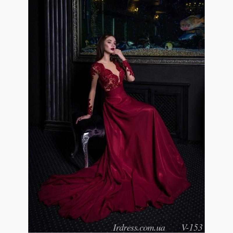 Фото 12. Элегантные вечерние платья на выпускной 2018