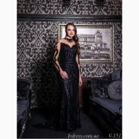 Элегантные вечерние платья на выпускной 2018