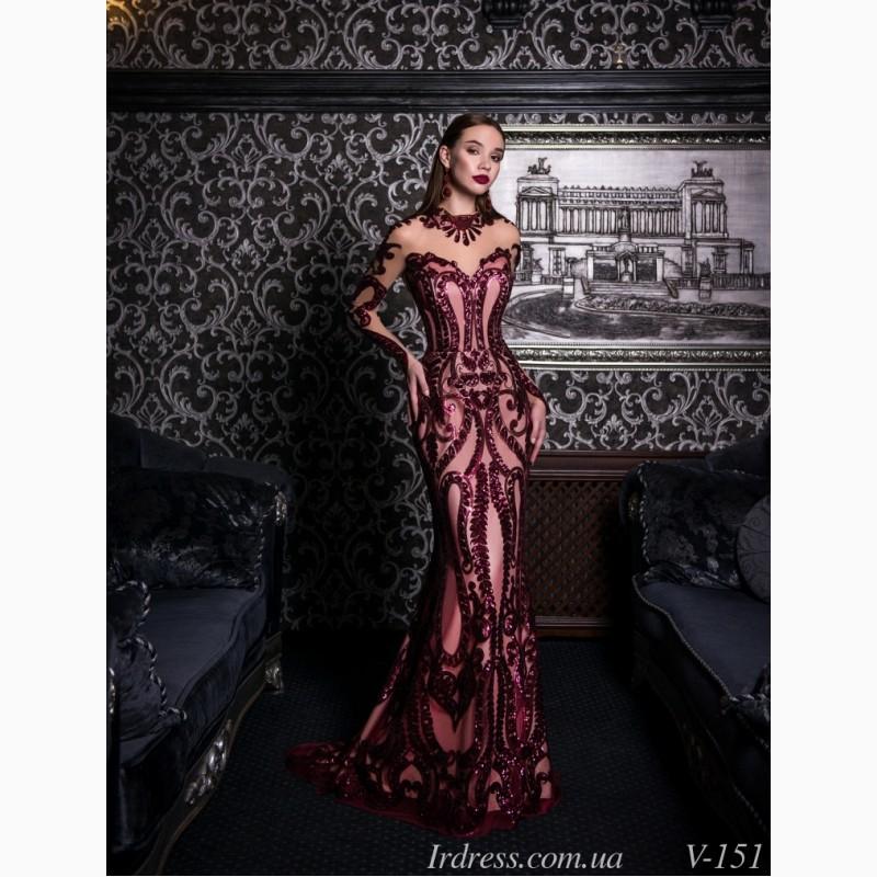 Фото 3. Элегантные вечерние платья на выпускной 2018