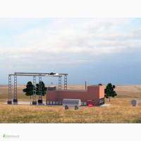 Установка для производства ЖКУ (жидких комплексных удобрений) и КАС