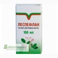 Продам Леспефлан раствор 100мл, Дальхимфарм ОАО Россия