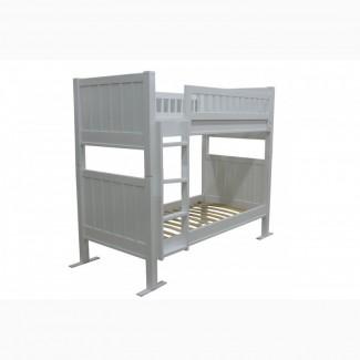 Купить двухъярусную кровать, Кровать Двухъярусная Четыре ступеньки