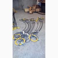 Стропы стальные тросовые (канатные) СКП, 1СК, 2СК, 4СК, УСК