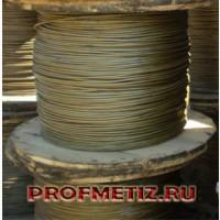 Канат ГОСТ 3062-80 ф 0, 65 - 11, 5 мм