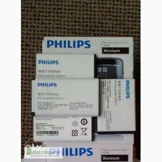 Батарея (аккумулятор)S307 S308 S309 S398 Philips Xenium X5500 X1560 AB2900AWMC