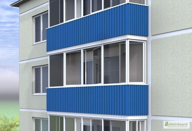 Оконикофф - балконы и лоджии во архангельске.