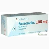 Ленопекс 100 мг 50