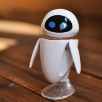 Игрушка робот Ева (EVE), подружка Валли (Wall-E)