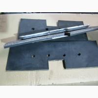 Скребок транспортера (280-125-8) 260-115-8 (ЗМ-90 М)