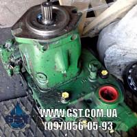 Качественный и быстрый ремонт гидростатики ГСТ John Deere (Джон Дир) в Украине