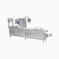 Термоформовочная автомат. линия для вак. упаковки в жесткой пленке tepro lpp420