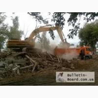Демонтаж зданий и конструкций 4665942 Снос домов, строений Киев