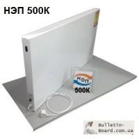 Обогреватель, инфракрасный, НЭП-500К, длинноволновой, электрический