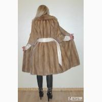Норковая шуба из скандинавской норки новая коллекция размер 46 48 L XL