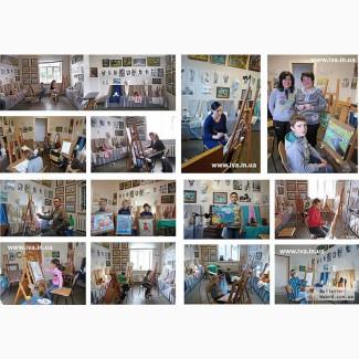 Уроки живописи и рисунка для взрослых в Днепропетровске