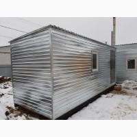 Строительные бытовки(внутри деревянная вагонка), вагончики, дачные домики по лучшим ценам
