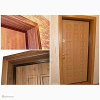 Способы отделки откосов для дверей г.Кривой Рог