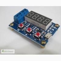 Тестер емкости батарей, аккумулятора 1v-15v Pb, LI-Io, Li-Po, Li-Fe, Ni-Cd, NiMH