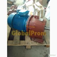 Мотор-редуктор соосно-цилиндрический 1МЦ2С (4МЦ2С)