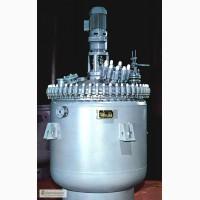 Реактор из нержавеющей стали наличие всех типов и объемов от 20 литров до 100м3