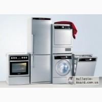 Ремонт холодильников, стиральных машин, СВЧ, телевизоров, элплит