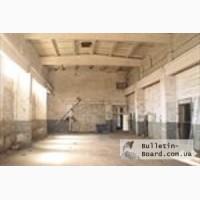 Производственное помещение, склад, зернохранилище 1000 м2