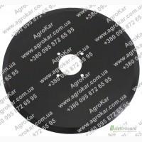 Диск сошника 18 (459x5) сеялки John Deere 750, 1590, 1890 (N214190, N283804)