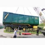 Прицеп тракторный самосвальный новый НТС-9, 2ПТС-10, 2ПТС-16